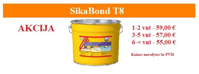 SikaBond T8 akcija
